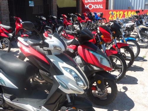 baccio classic 125 motos couto