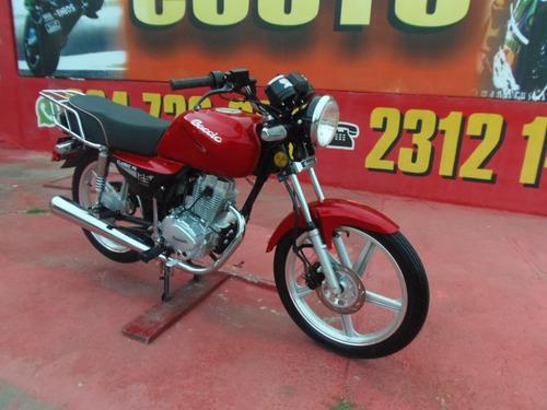 baccio classic 2 125 inpecable === motos couto ===