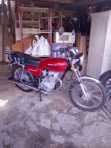 baccio classic f 125cc unico dueño para transferir