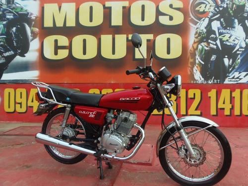 baccio classic f 200 inpecable === motos  couto ===