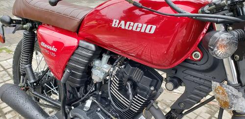 baccio classic retro 125 - garantia extendida - beneficios