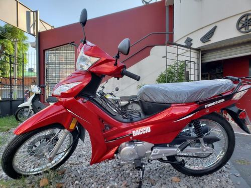 baccio function 110 - garantía extendida - bike up