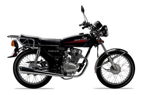 baccio gc classic 125 motos moto 0km 2021 + obsequios fama