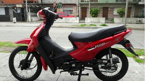baccio p110 - empadrona gratis - tomamos tu usada - bike up