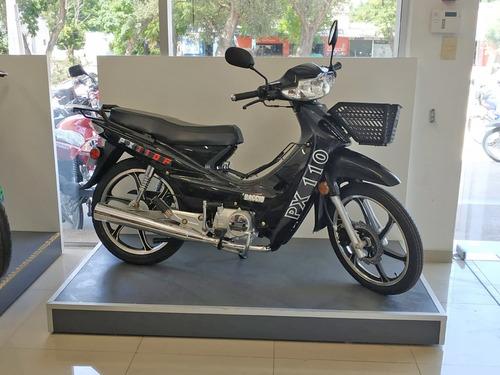 baccio px110 f aleación moto nueva 0km 2020 pollerita fama