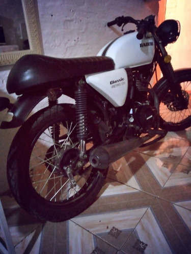 baccio retro cafe racer