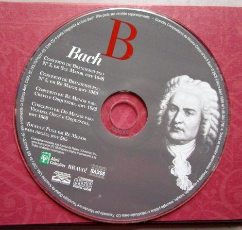 bach - 05 - bravo! - grandes compositores
