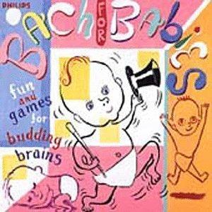 bach para bebés diversión y juegos para los cerebros de flo