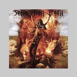 bach sebastian kicking & screaming cd nuevo