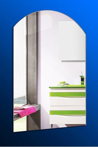 bacha apoyar apoyo redonda vanitory vidrio 12mm baño 41cm