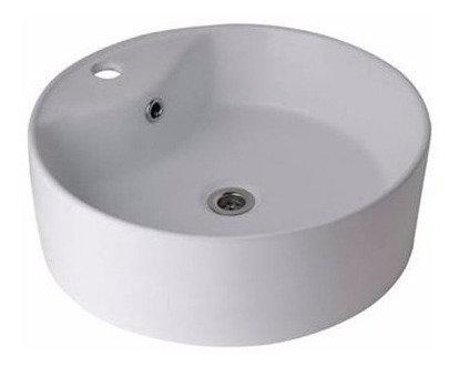 bacha apoyo ovalada loza griferia monocomando cisne baño