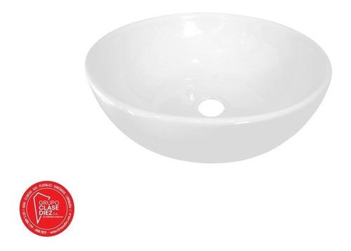 bacha apoyo redonda sofy blanca daccord 27.5 diametro