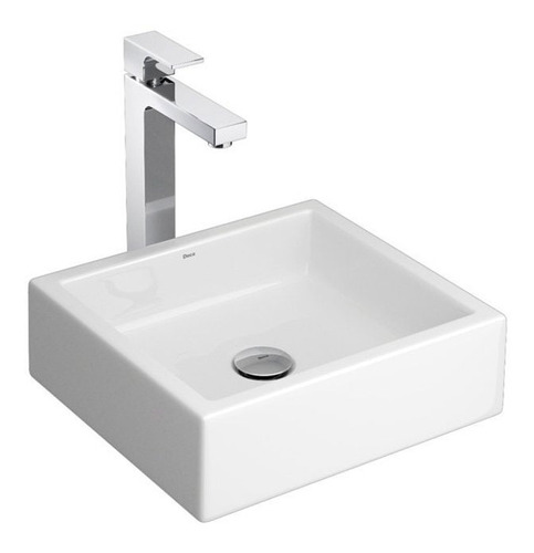 bacha baja toilete deca l7400 apoyo rectangular mini 32 36