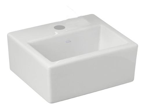 bacha baño chica lavatorio ferrum tori l320k-b monocomando