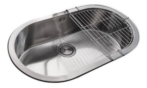 bacha cocina curve johnson s177a 77x43x20 acero inoxidable p