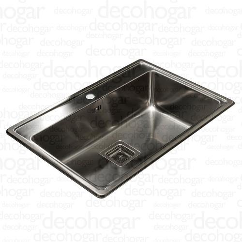 bacha cocina johnson pileta quadra max q71 a +1 acc cjn0100