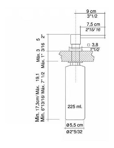 bacha cocina johnson pileta quadra max q71 a +2 acc cjn0107