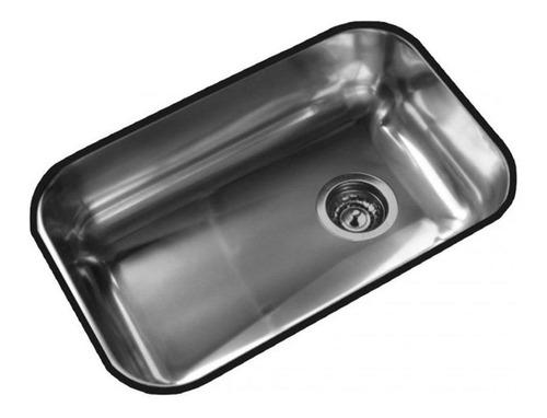 bacha cocina simple johnson z52/18 52x32x18 acero inoxidable