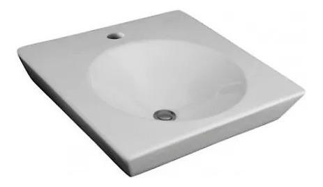 bacha ferrum tori l249k baño vanitory cuadrada 1 agujero