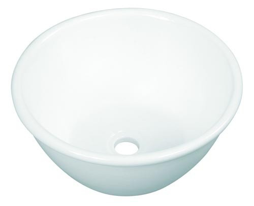 bacha loza apoyo vanitory baño porcelana blanca nahuel