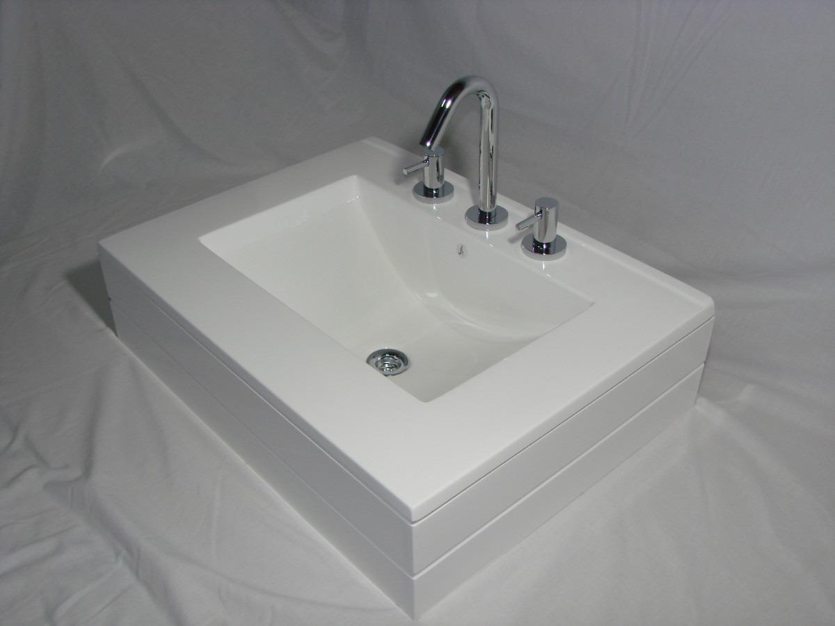Mesada bacha marmol sintetico para ba o vanitorys 2 for Bachas de bano ferrum