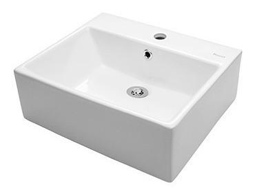 bacha piazza a117 lavatorio de apoyo loza blanca