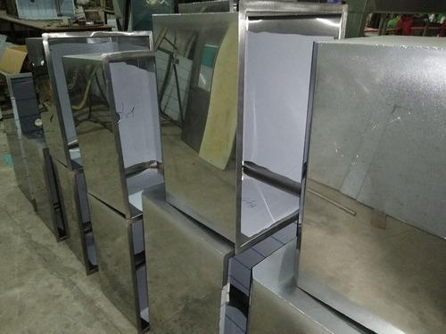 bacha pileton industrial profundo 50x50x40 cm fábrica