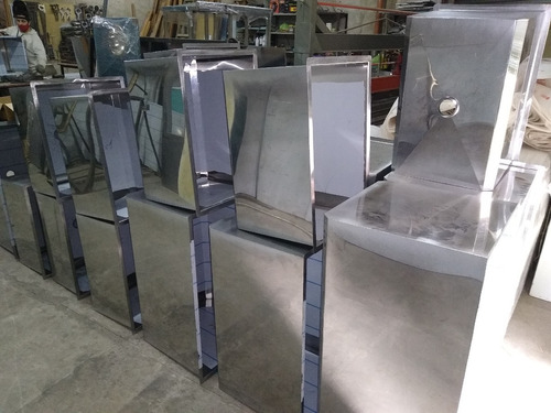 bacha pileton industrial profundo 90x50x50 cm fábrica