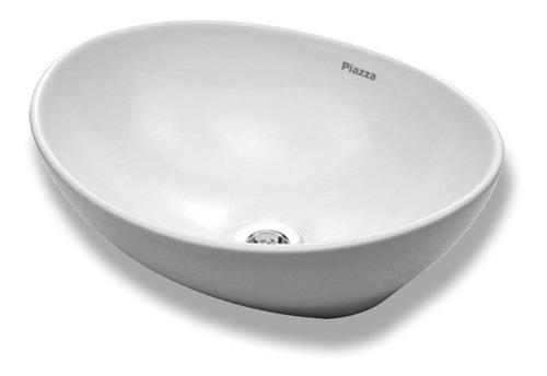 bacha porcelana sanitaria  apoyar piazza 410x330x145mm m m