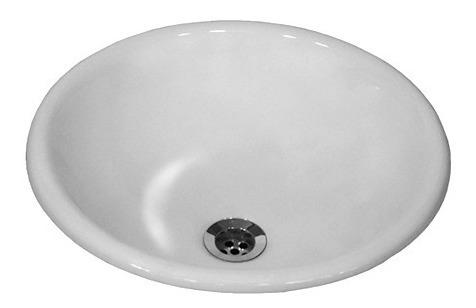 bacha roca capea cuba sobre mesada lavatorio baño encimera