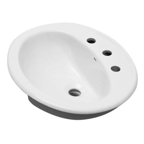 bacha roca capri encimera encastrable lavatorio baño