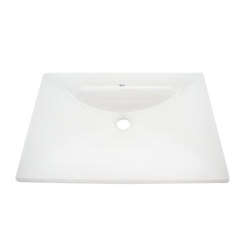 bacha roca saitama encimera lavatorio porcelana blanco ahora 12 y 18