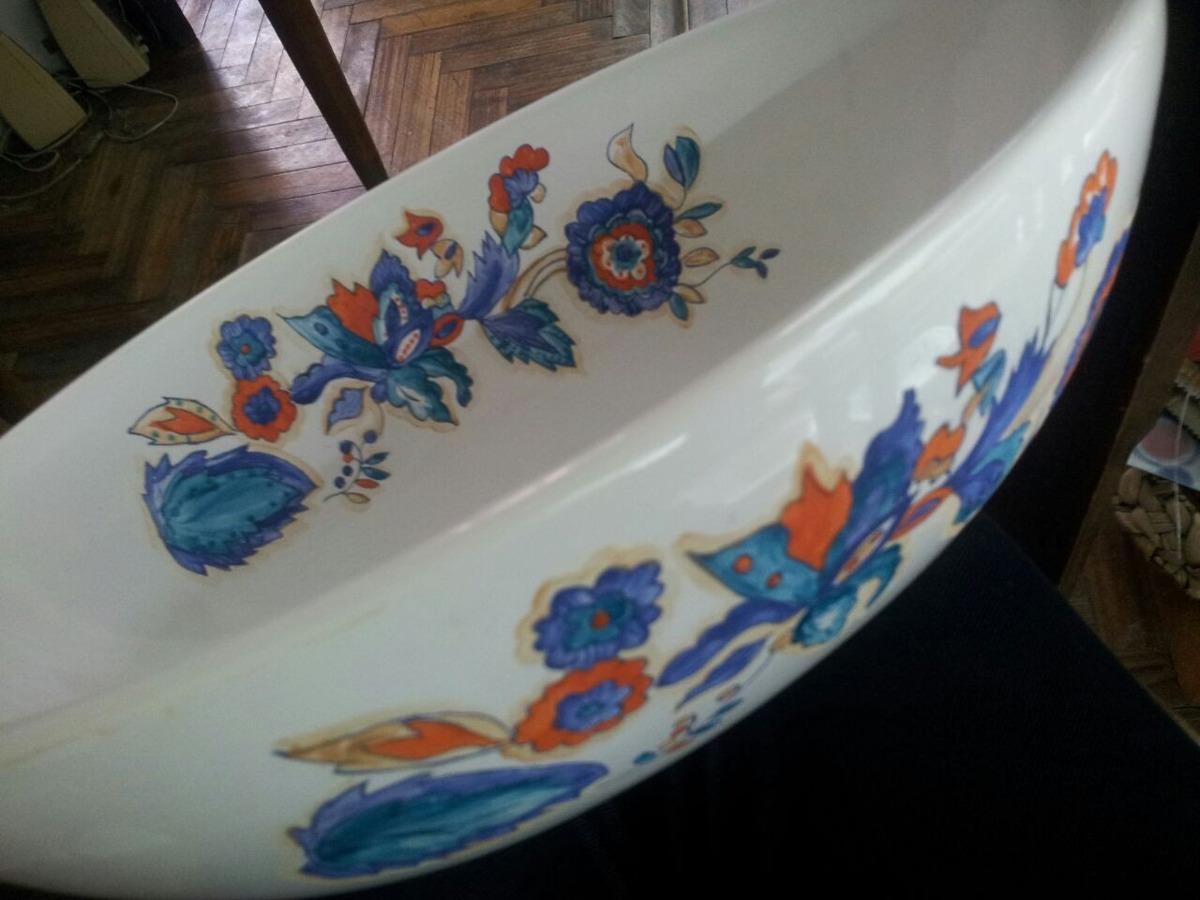 bachas artesanales pintadas a mano , murales y lavatorios ... - Bachas Para Bano Pintadas A Mano