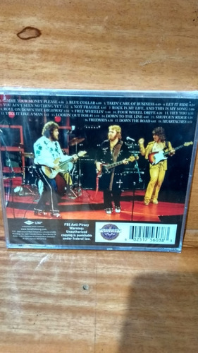 bachman turner overdrive  definitive collection[cd importado