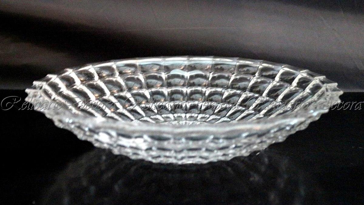 Bacia com vaso decorativo cristal wolff rico em detalhes - Vajillas de cristal ...