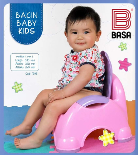 bacin silla bebe basa