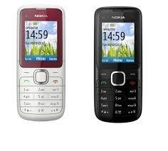 new arrival 22878 4156f Back Cover Carcasa Trasera Parlante Micrófono Nokia C1 - Bs. 4.500,00