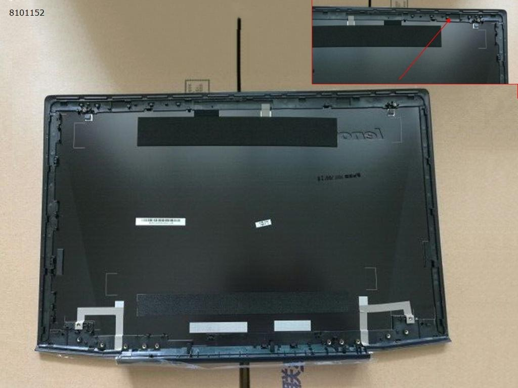 the best attitude 1d220 1294f Back Cover Lenovo Y50-70 Am14r000400 Versión No Touch