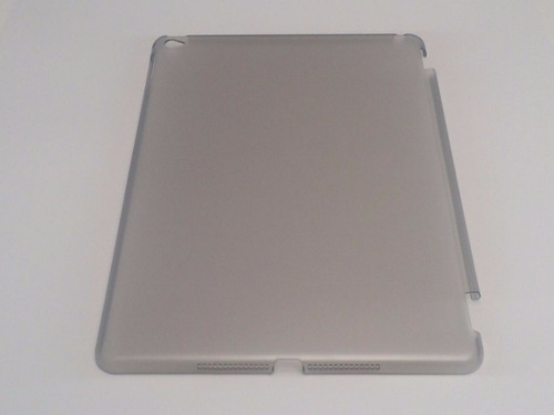 back cover para apple ipad air 2 compatible con smart cover