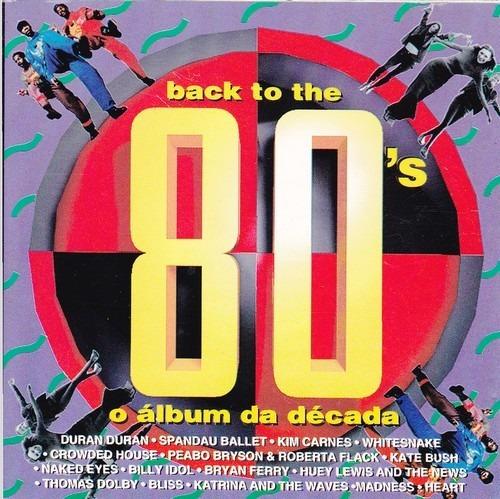 back to the 80´s - o album da década