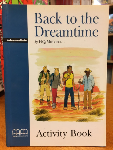 back to the dreamtime - activity book - mm - rincon 9