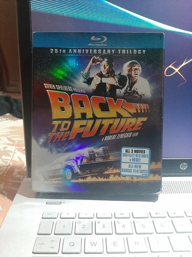 back to the future blu ray coleccionista