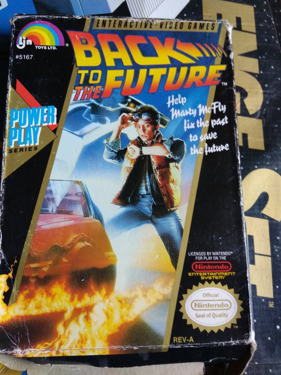 nintendo back to the future