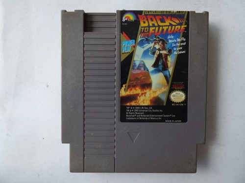 back to the future nintendo nes zonagamz