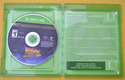 back to the future the game xbox one