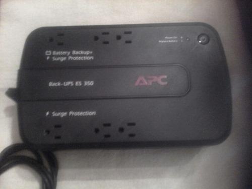 back ups es 350(bateria averiada