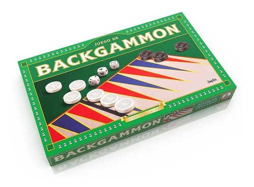 backgammon implas