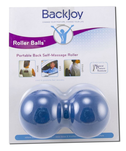 backjoy rodillos bolas rodillos de automasaje portable
