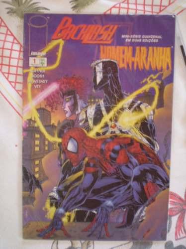 backlash e homem-aranha (edição 1 de 2)