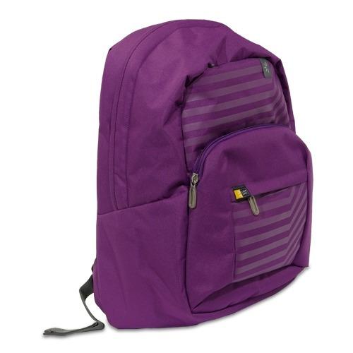 backpack caselogic btsb-116purple 15-16